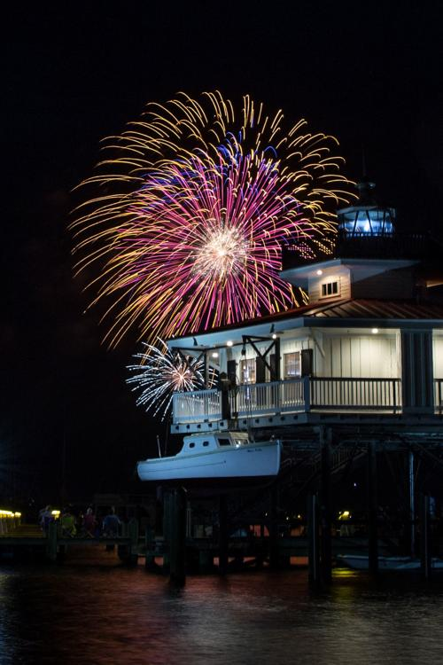 Lighthouse launches July 4 fireworks picnic raffle | News