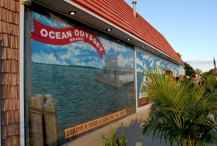 Ocean Odyssey Restaurant