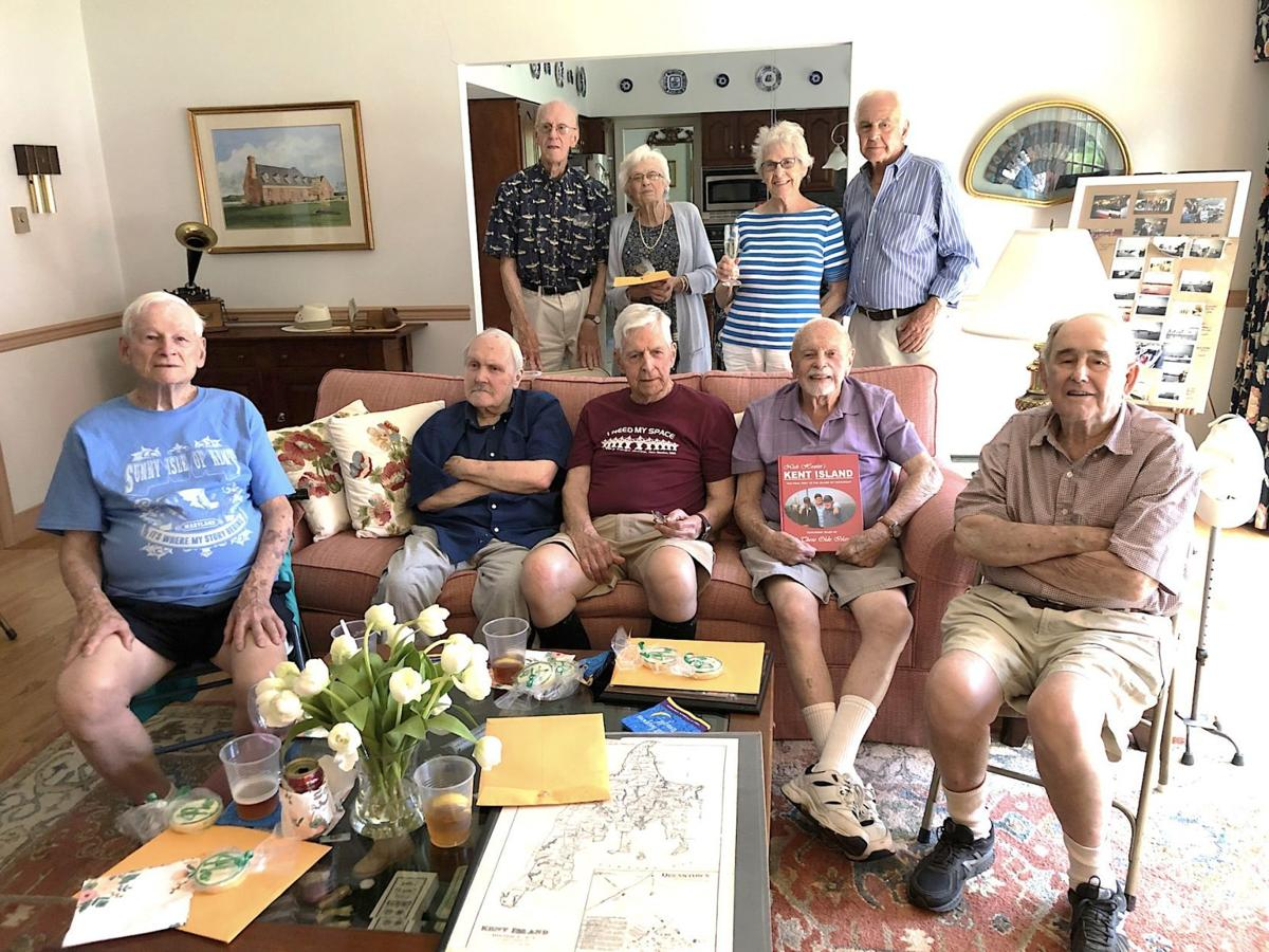 Last of the '49ers get together
