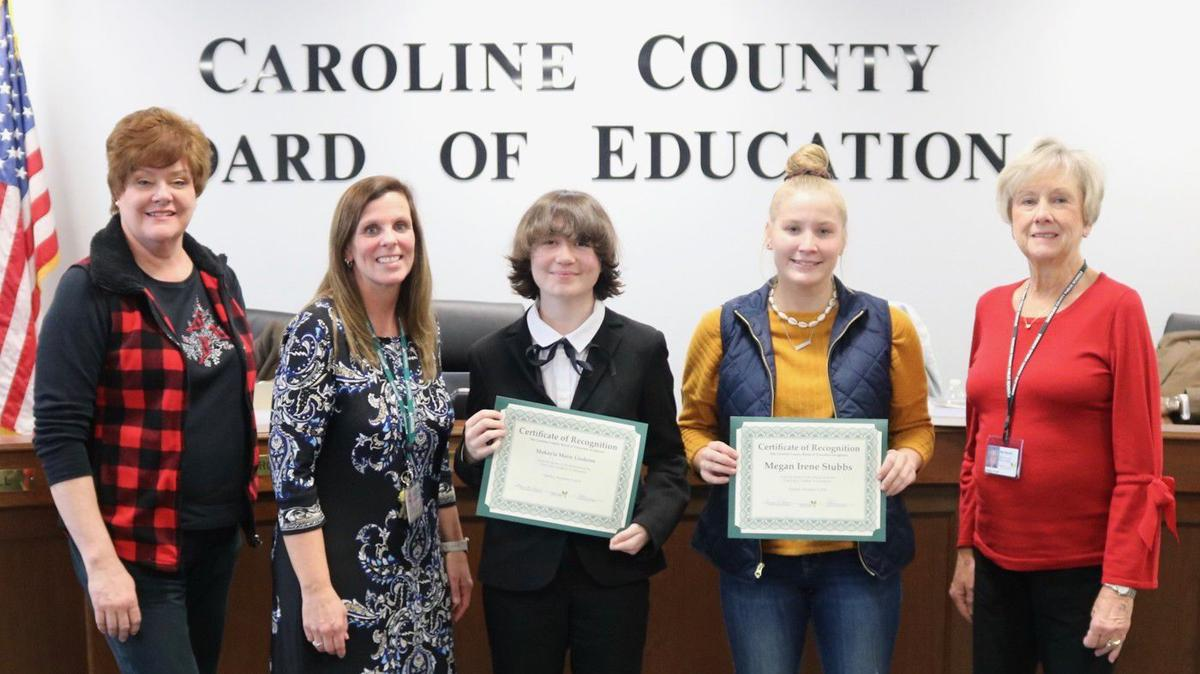 Students recognized for success in art