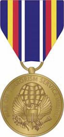 Donadio receives medal 17 years after military service