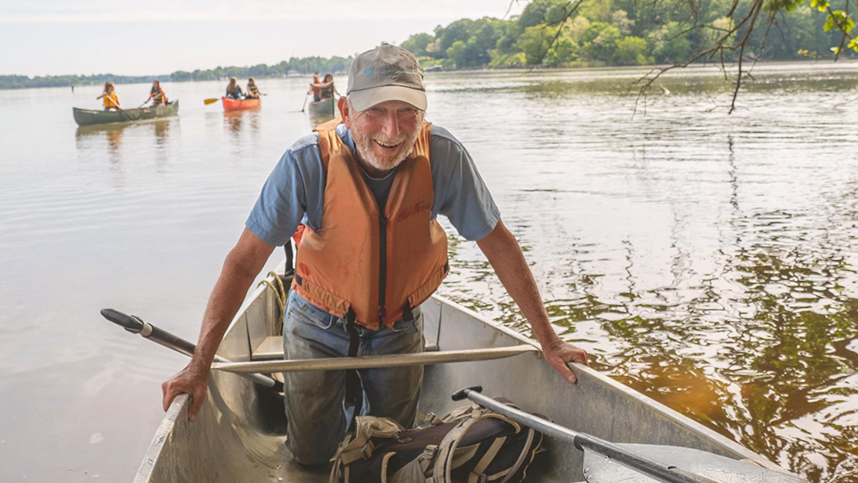 Wayne Gilchrest: outdoor teacher, congressman 'too good to be true'