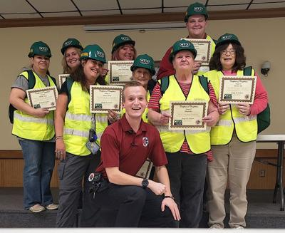 CERT training to be held