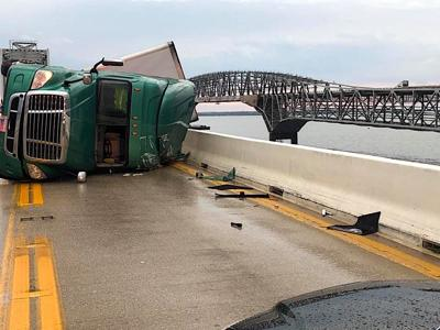 Bridge accident