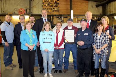 Dick's Autohaus recognized for 53 years in business