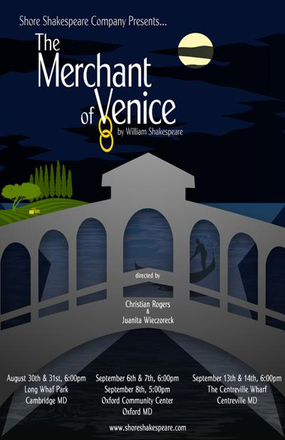 Shore Shakespeare offers 'Merchant of Venice'