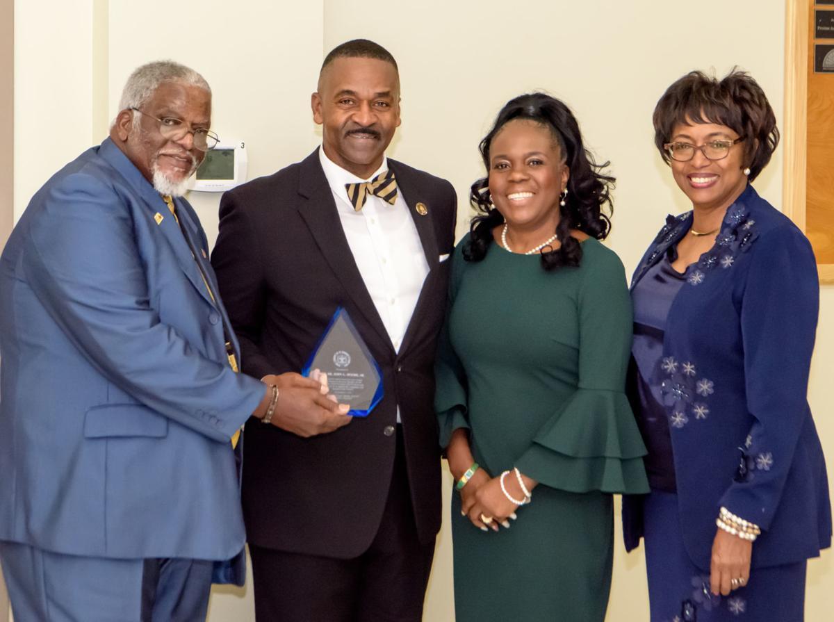 Caroline NAACP honors Freedom Fund awardees
