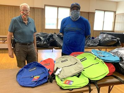 For All Seasons gives away 1,000 backpacks