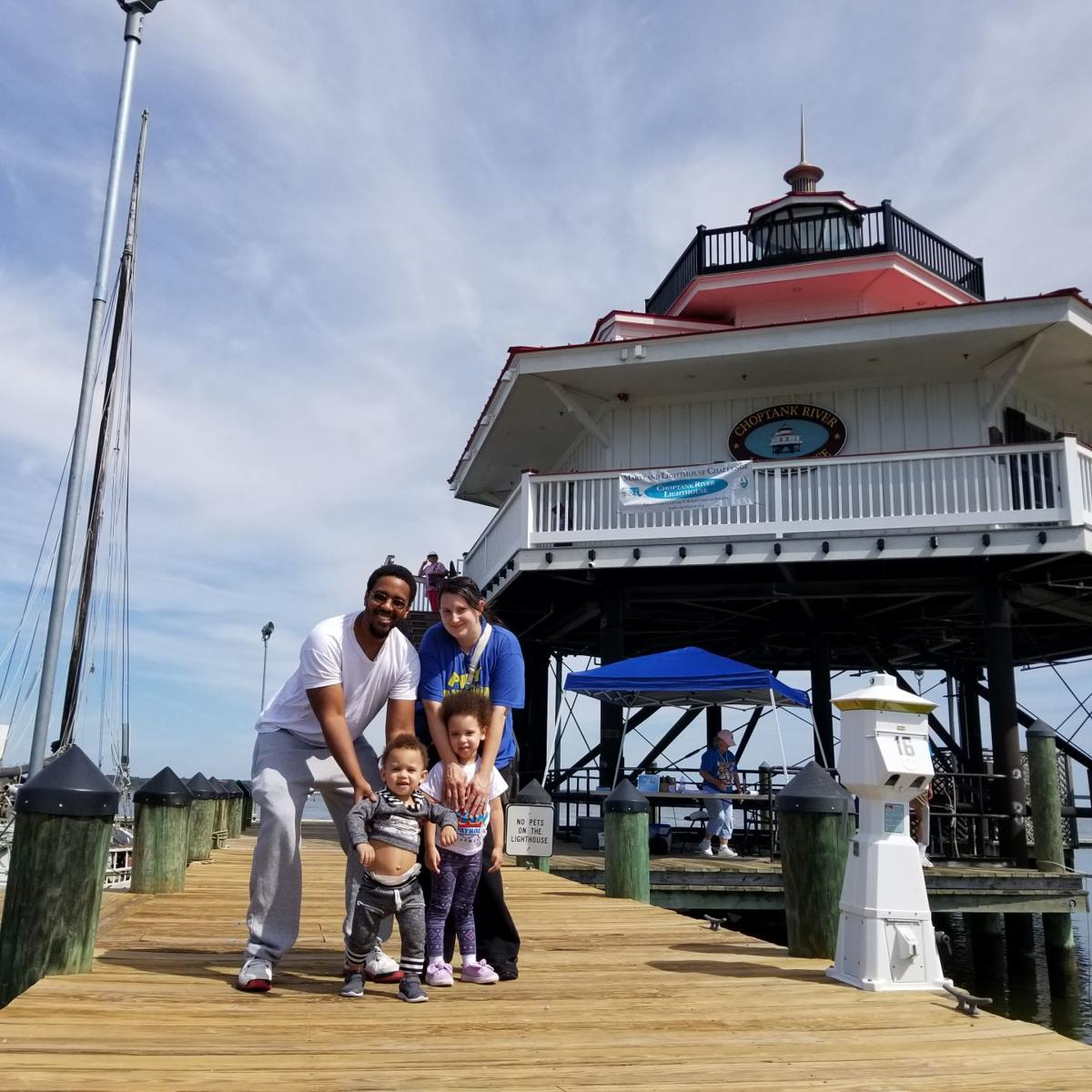 Choptank River Lighthouse sets new record