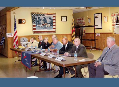 LWV forum features council District 5, Register of Wills