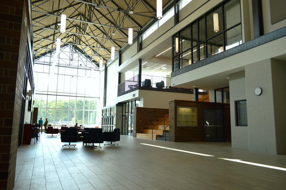 The New North Dorchester High School