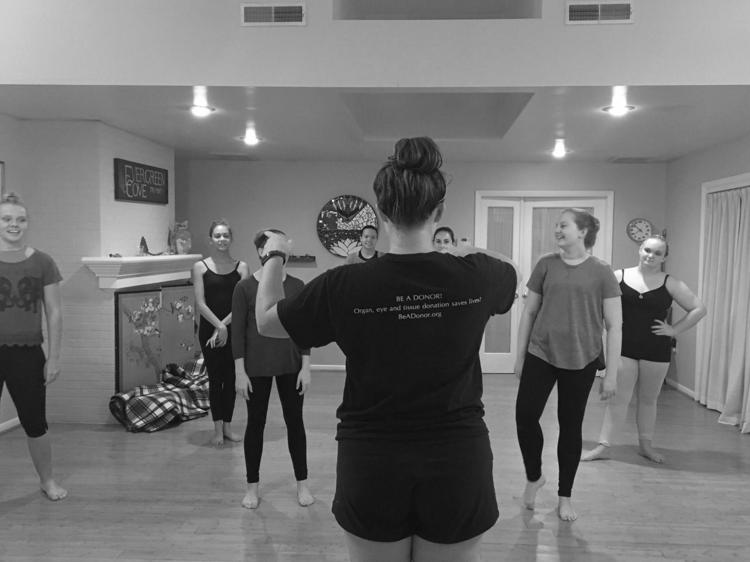 Open Modern Dance Classes with Continuum Dance