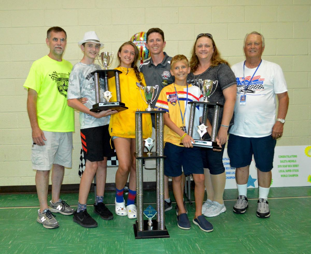 82nd All-American Soap Box Derby World Championship Race
