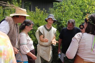 Adkins Arboretum's Medieval Forest Fair is Saturday