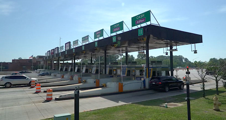 Bay Bridge Toll Plaza