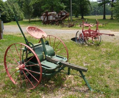 Museum Exhibits Antique Farm Equipment In June Queen Annes County