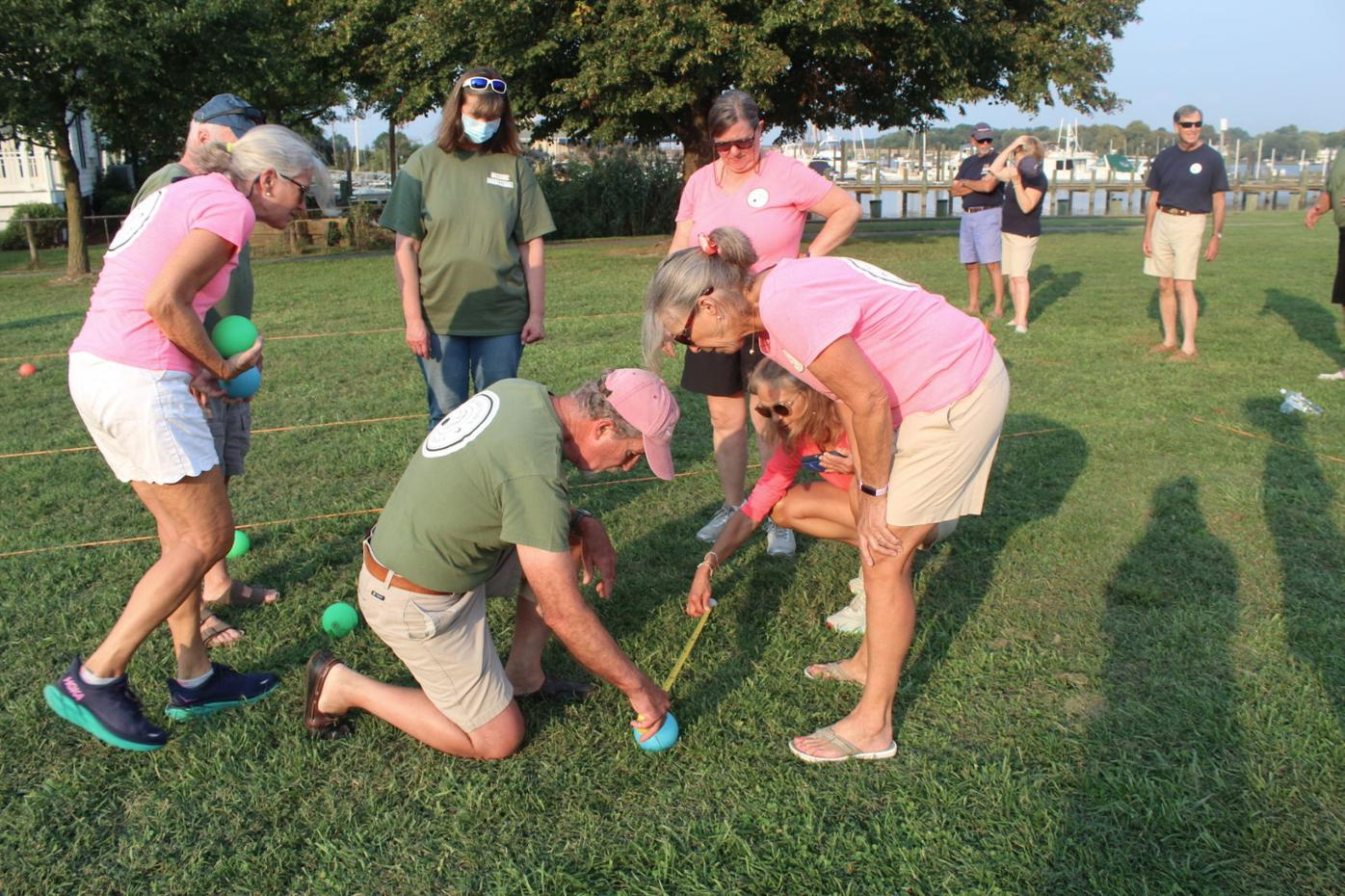Bocce returns to Wilmer Park this fall