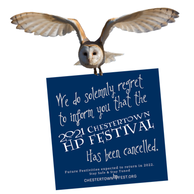 HP Fest canceled this year