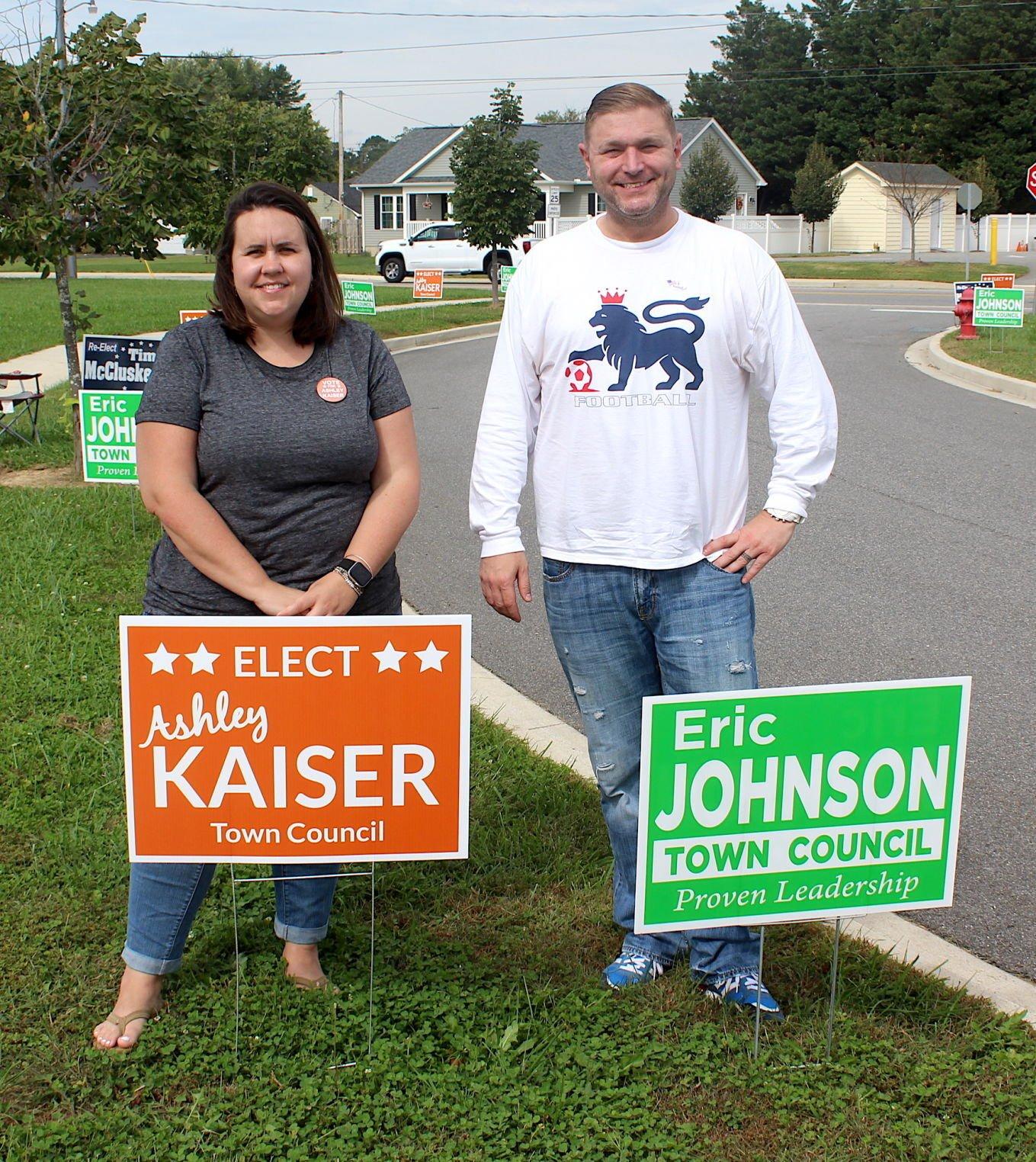 Centreville Town Council election Oct. 4