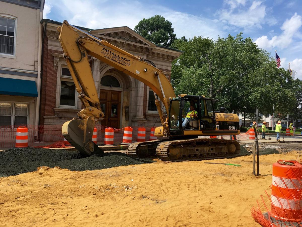 Centreville Infrastructure Project