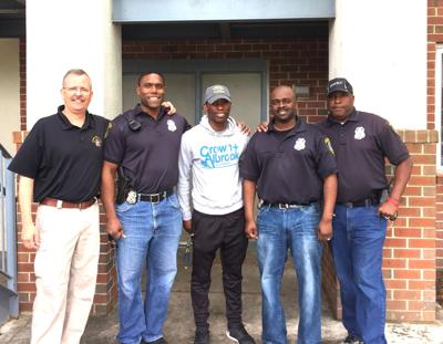 New CPD community office at Bay Country Apartments