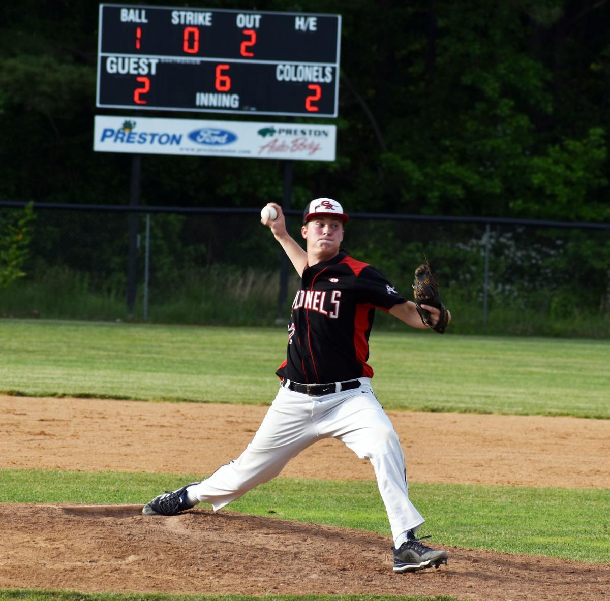 1A East Baseball Championship: Mardela at Colonel Richardson, May 17, 2019