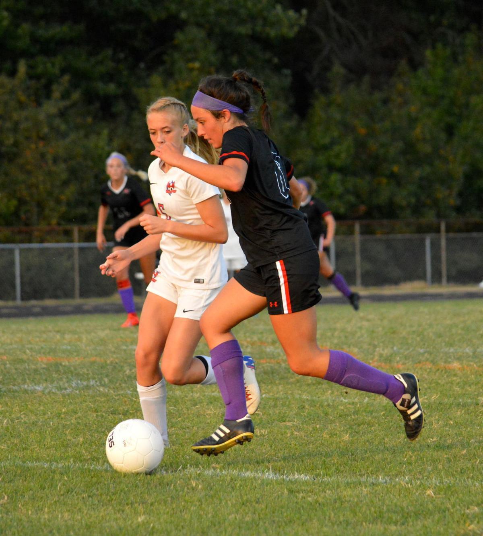 High School Soccer: North Dorchester at Colonel Richardson