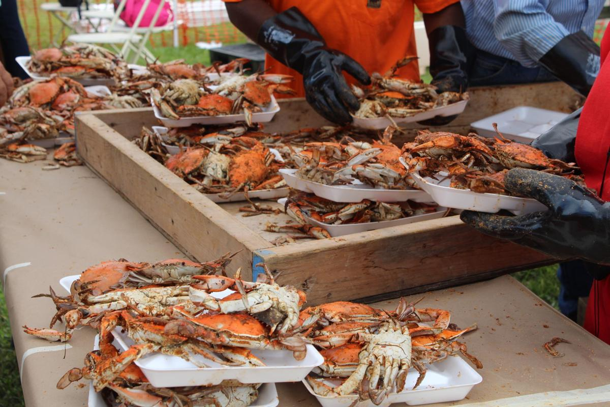 Cambridge hosts 40th annual Seafood Feast-I-Val