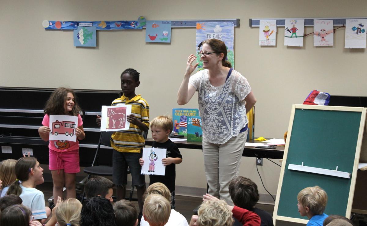 ASL taught at Kent Island Library | News | myeasternshoremd com