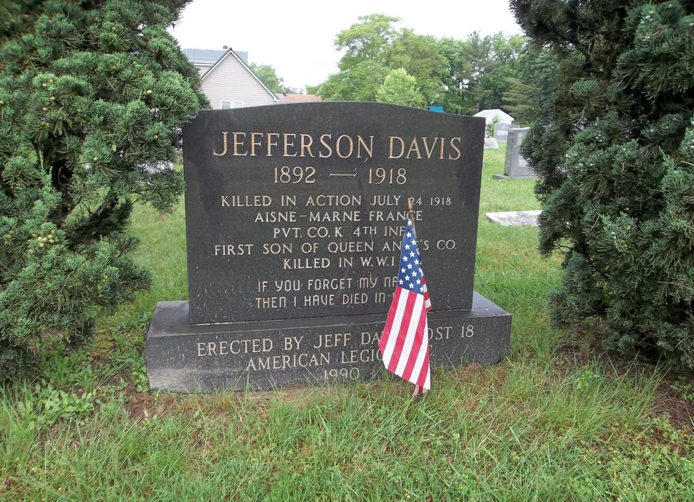 Memorial Day at Jeff Davis Post 18