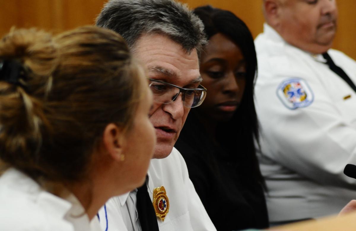 DES discusses evacuation plan challenges