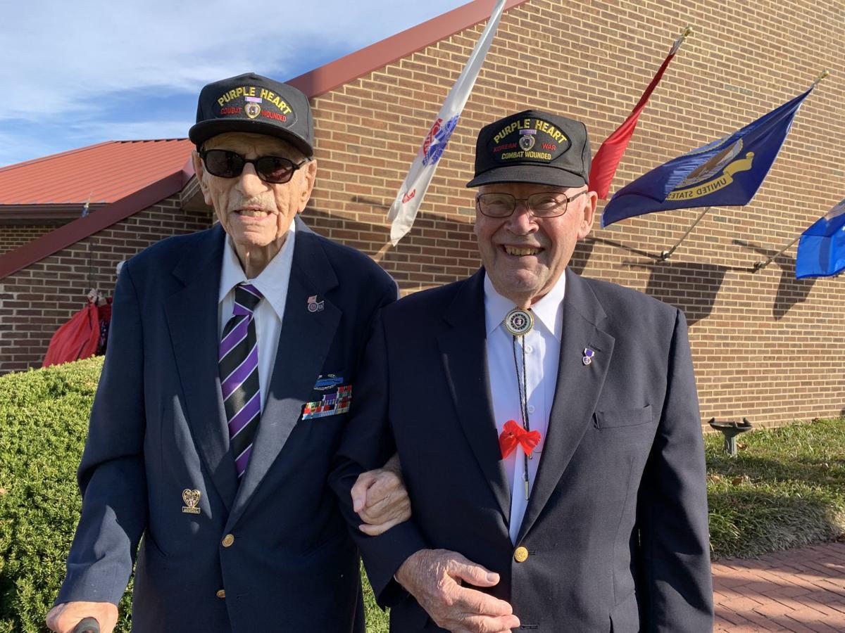 Eastern Shore Veterans Cemetery commemorates veterans' service