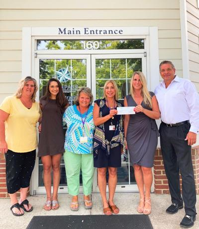 Not My Child QAC donates to Compass grief retreat