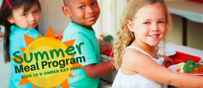 Summer Meal Distribution Schedule