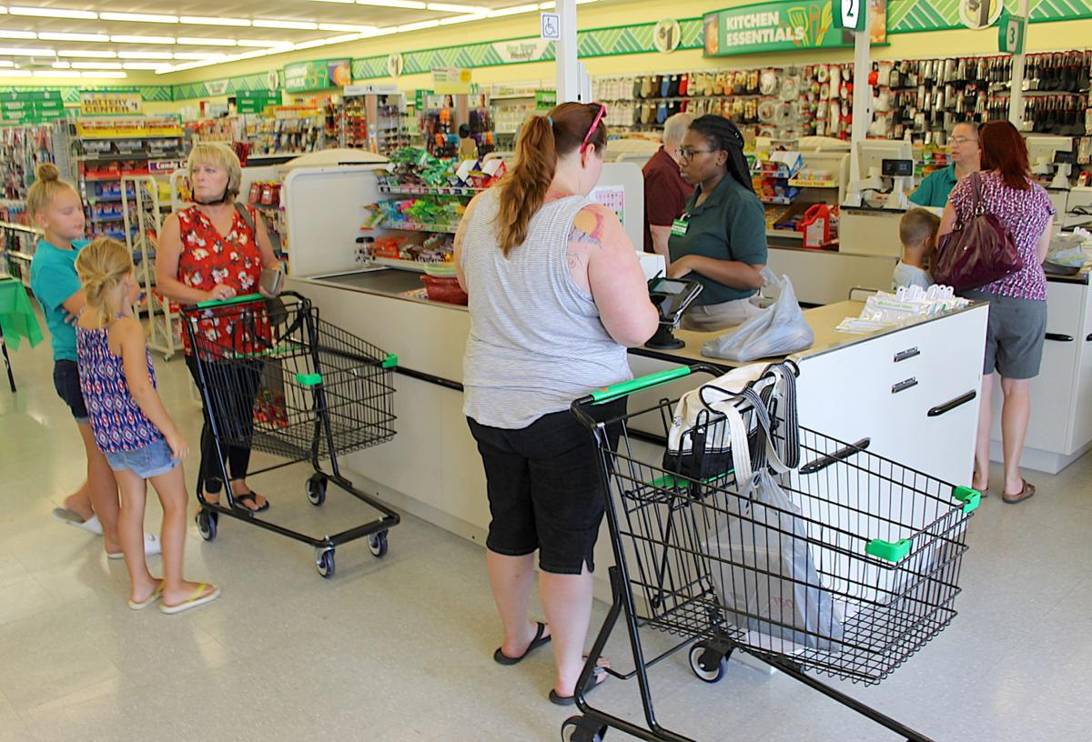 Dollar Tree opens in Centreville '18