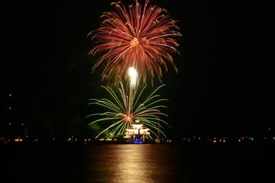 Cambridge celebrates Independence Day
