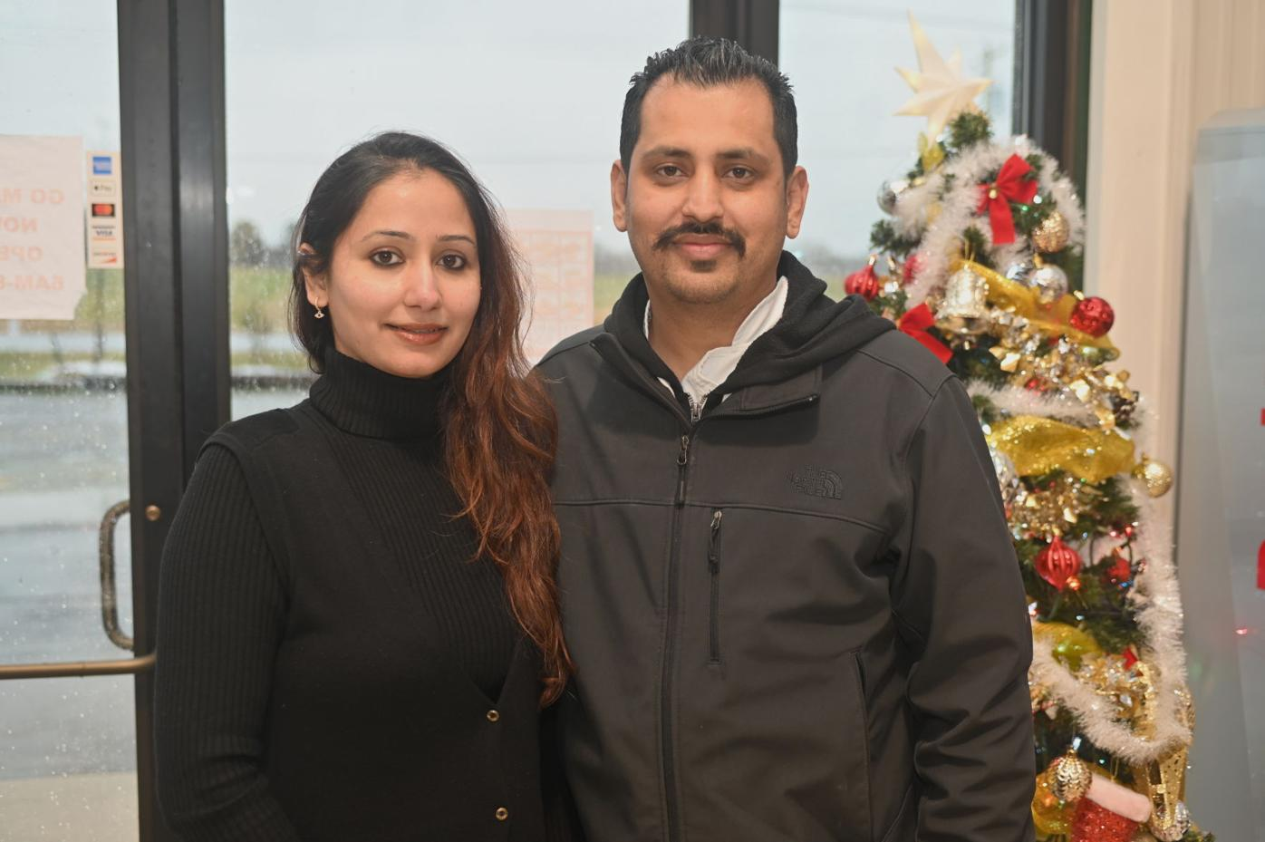 Hardworking couple opens Go Mart in Church Hill