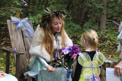 Adkins Arboretum's Enchanted Fairyfest is Oct. 12