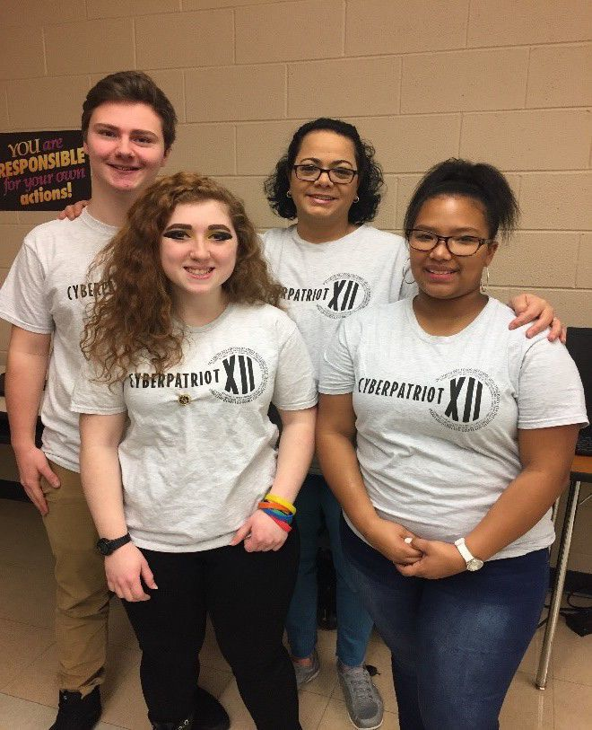 "DCTC ""CyberPatriots"" compete in National Contest"