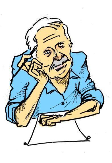 Cartoonist, columnist Rick Kollinger dies
