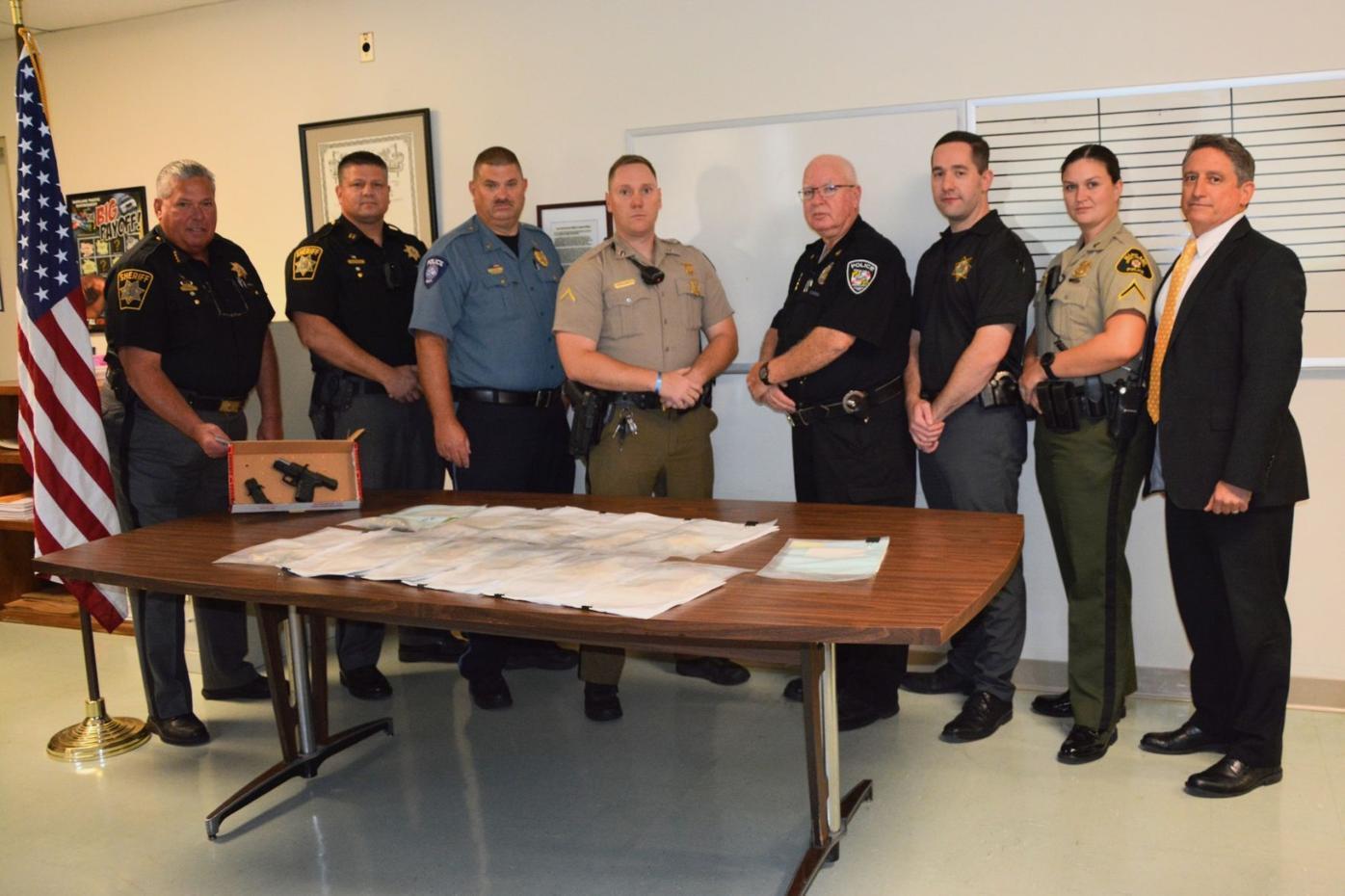 Record amount of fentanyl seized; suspected 'higher level dealer' arrested