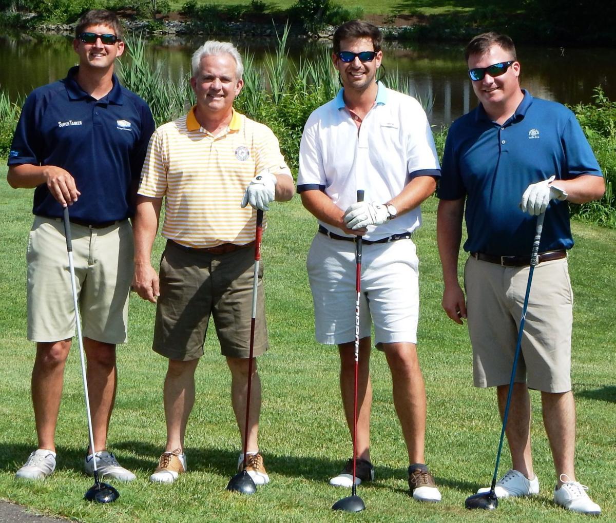 Golf tournament raises $95K to fund chemistry analyzer for lab
