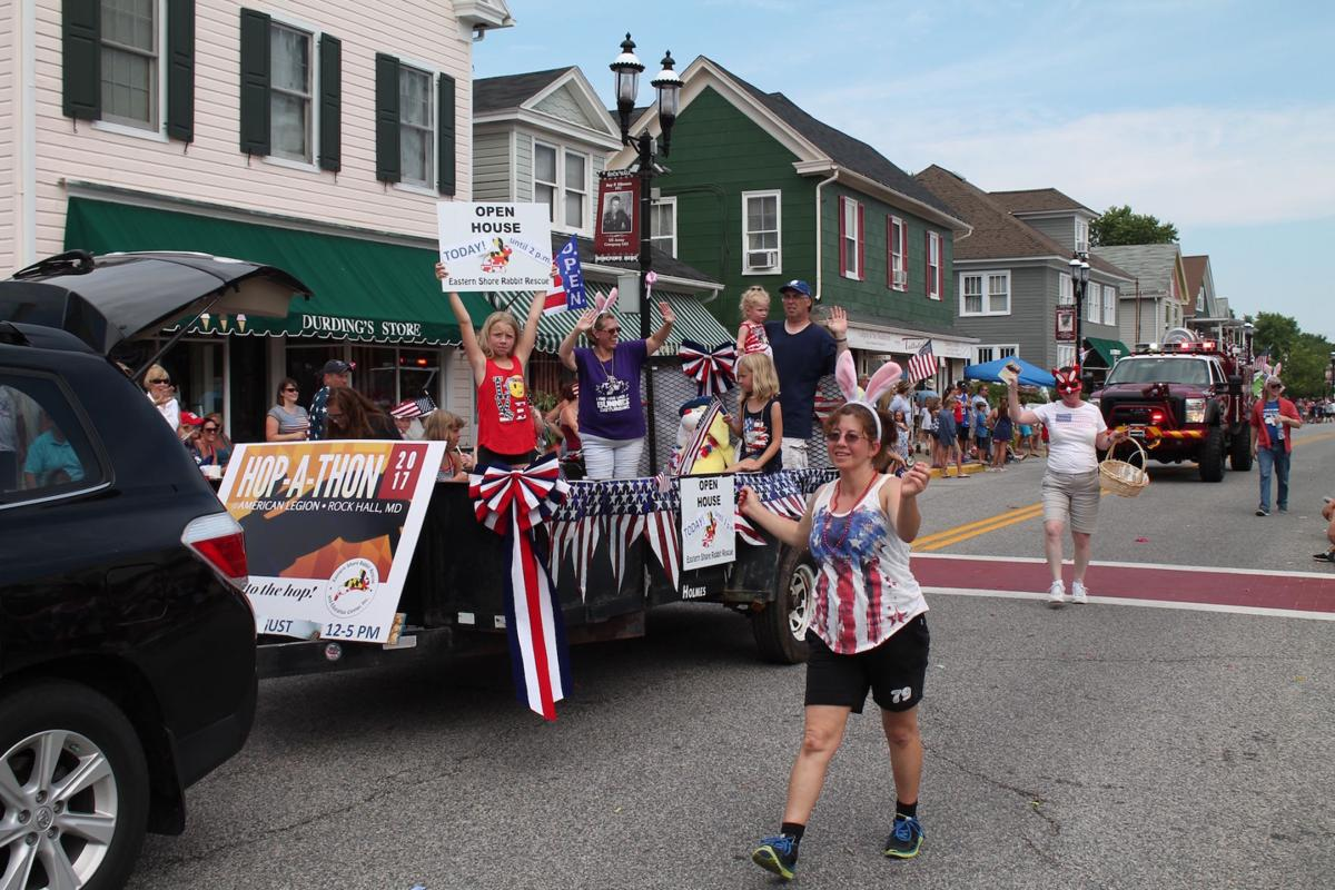 Celebrating Fourth Of July In Rock Hall News Myeasternshoremd Com