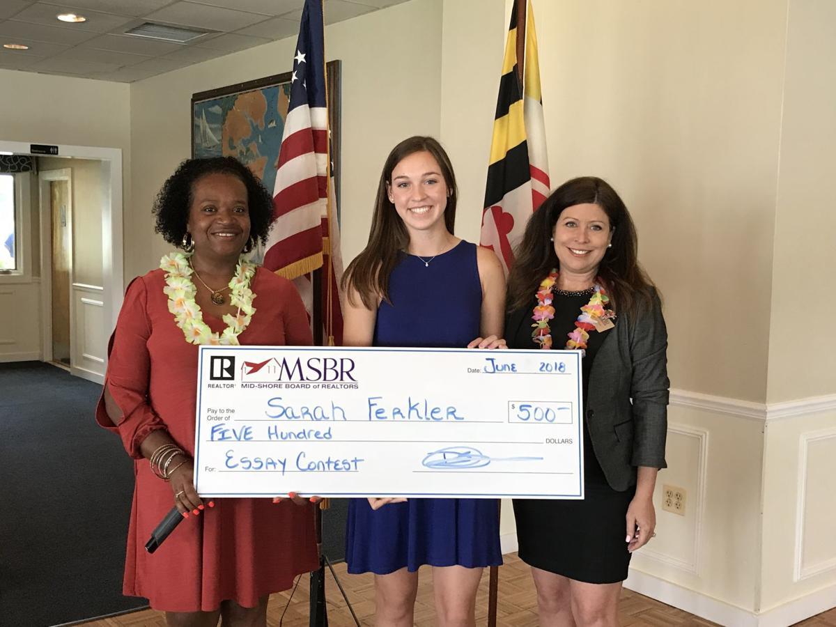 North Caroline student wins essay contest