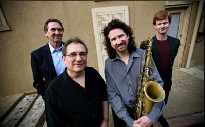 Jeff Antoniuk and the Jazz Update live at the Mainstay