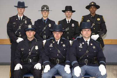 Law enforcement officers graduate