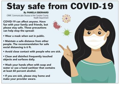 Stay safe from COVID-19