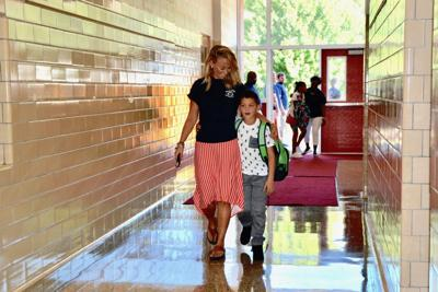 Enrollment up at start of school year