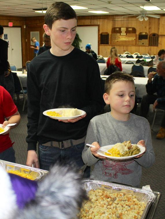 Thanksgiving Dinner Kent Island Md