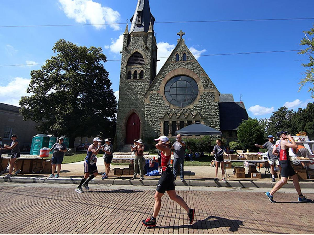 Mid-Atlantic's only Ironman race returns to Cambridge